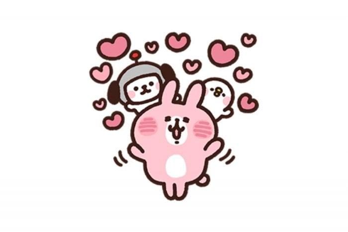 【LINE無料スタンプ】『カナヘイの小動物×けんさくとえんじん』が登場、配布期間は3月12日まで
