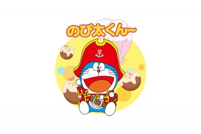 【LINE無料スタンプ】『POP2×映画ドラえもん2018』が登場、配布期間は4月2日まで