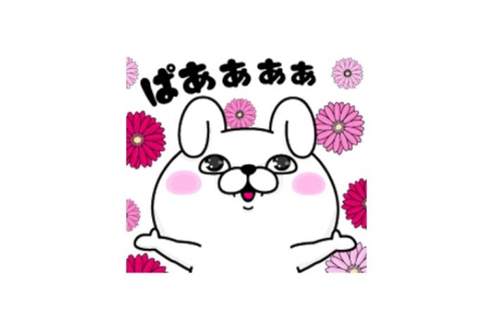 【LINE無料スタンプ】『うさぎ100%×ViSコラボスタンプ』が登場、配布期間は4月23日まで