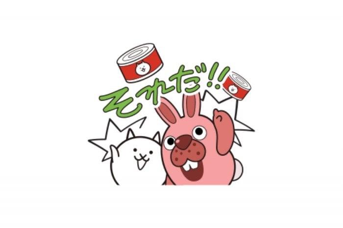 【LINE無料スタンプ】『LINE ポコパン × にゃんこ大戦争』が登場、配布期間は5月9日まで