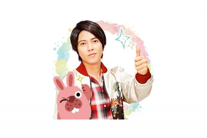【LINE無料スタンプ】『LINE ポコパンタウン×山下智久さん』が登場、配布期間は5月30日まで