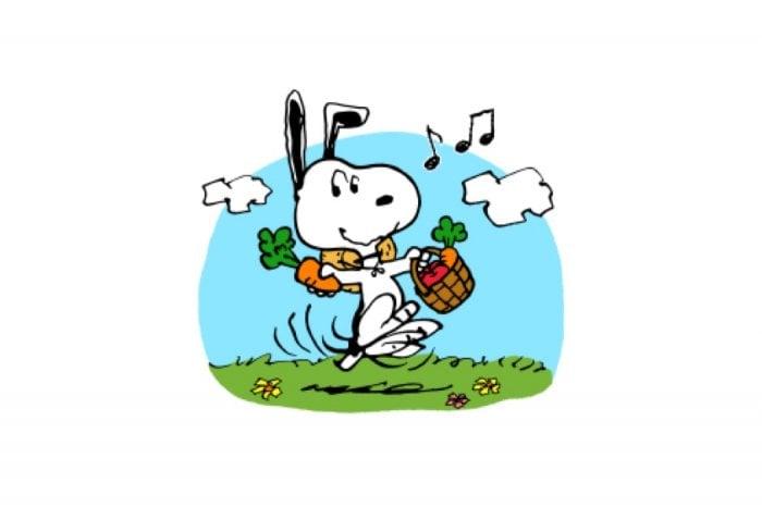 【LINE無料スタンプ】『ブラウンファーム : スヌーピーコラボ』が登場、配布期間は5月18日まで