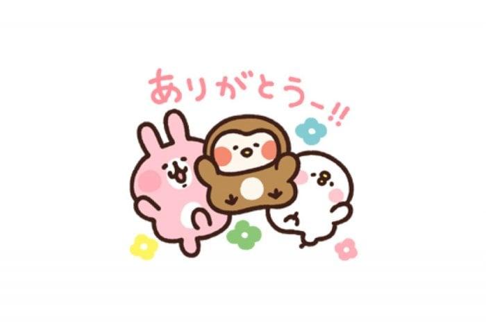 【LINE無料スタンプ】『カナヘイのピスケ&うさぎ×フク子さん』が登場、配布期間は6月4日まで