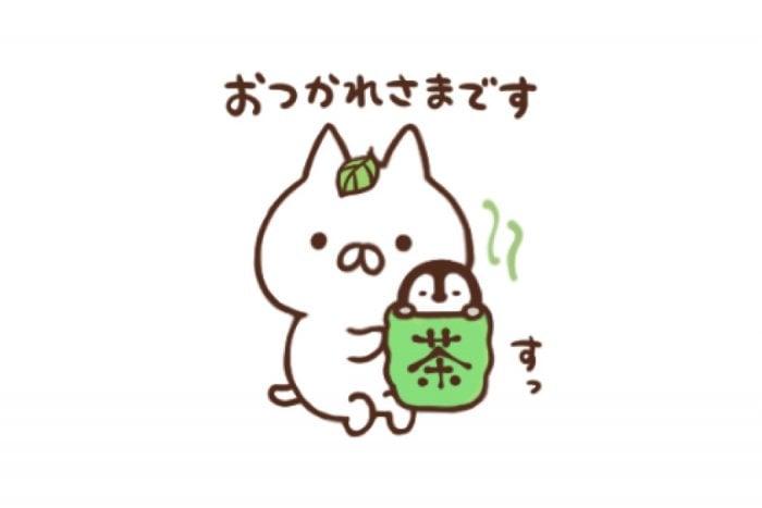 【LINE無料スタンプ】『ねこぺん日和』が登場、配布期間は6月4日まで