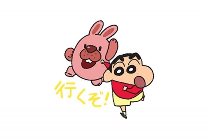 【LINE無料スタンプ】『ポコパンタウン×クレヨンしんちゃん』が登場、配布期間は7月3日まで