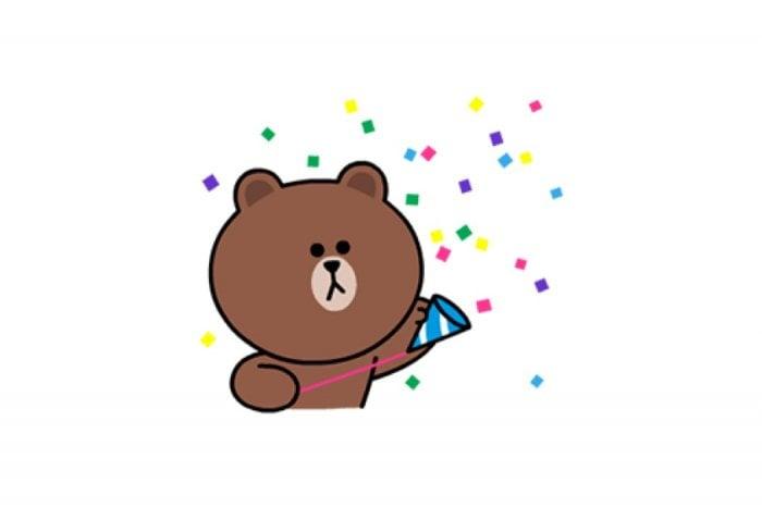 【LINE無料スタンプ】『動くブラウン&コニー・サリー スペシャル』が登場、配布期間は無期限