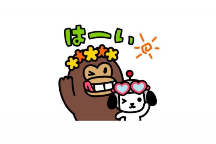 【LINE無料スタンプ】『けんさく と えんじん 夏休み』が登場、配布期間は9月30日まで