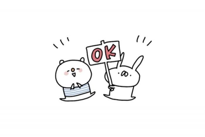 【LINE無料スタンプ】『うさぎ帝国×ニトリのシロクマ』が登場、配布期間は10月8日まで