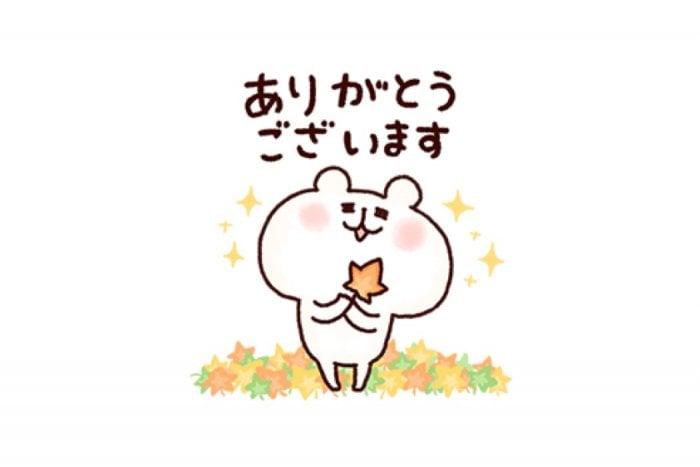 【LINE無料スタンプ】『ゆるくま×コーセー米肌』が登場、配布期間は11月12日まで