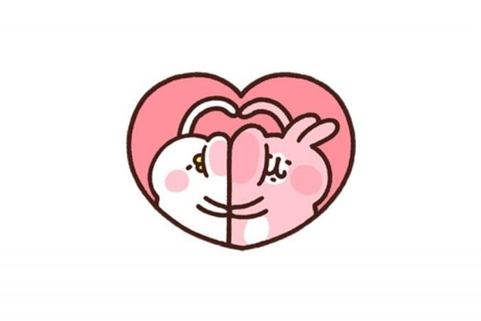 【LINE無料スタンプ】『カナヘイのピスケ&うさぎ×ライザップ』が登場、配布期間は1月7日まで