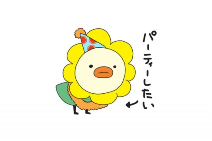 【LINE無料スタンプ】『オリコトリ☆スタンプ第3弾♪』が登場、配布期間は12月24日まで