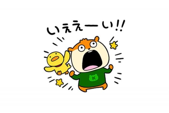 【LINE無料スタンプ】『LINE Pay × こねずみ』が登場、配布期間は12月26日まで