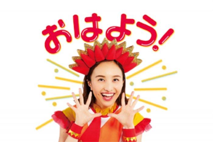 【LINE無料スタンプ】『LINE ポコポコ × ももくろちゃんZ』が登場、配布期間は2月19日まで