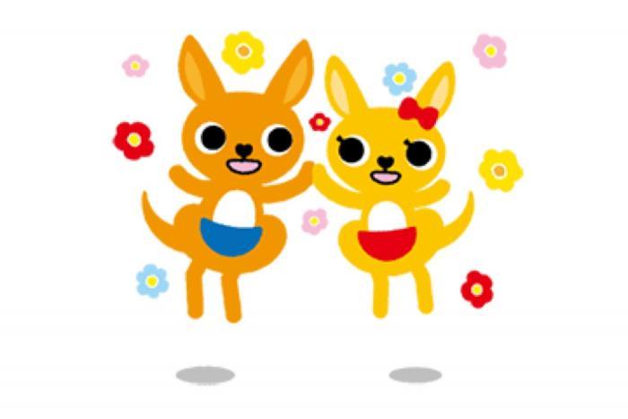 【LINE無料スタンプ】『かんぽくん』が登場、配布期間は3月11日まで