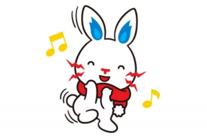 【LINE無料スタンプ】『期間限定!テプコンスタンプ第2弾』が登場、配布期間は4月4日まで