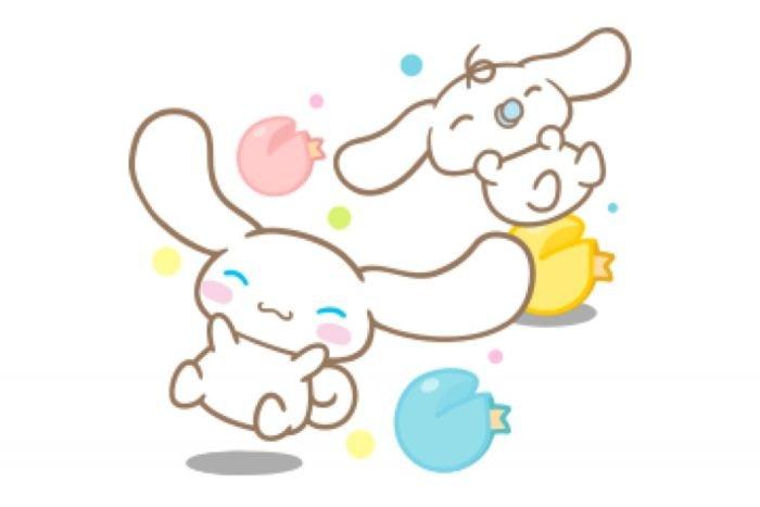 【LINE無料スタンプ】『LINE POP2 & シナモロール』が登場、配布期間は3月19日まで