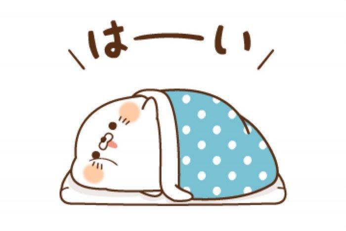 【LINE無料スタンプ】『毒舌あざらし×のびしろガール』が登場、配布期間は6月10日まで