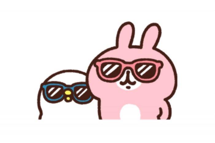 【LINE無料スタンプ】『カナヘイの小動物×LINEトラベルjp』が登場、配布期間は7月10日まで
