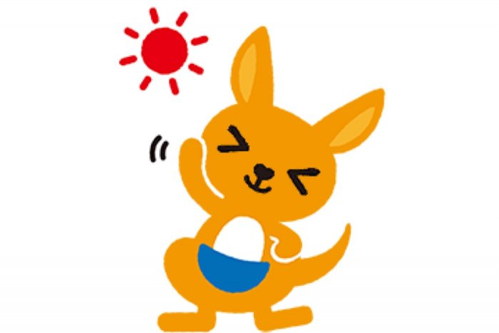 【LINE無料スタンプ】『かんぽくん』が登場、配布期間は9月9日まで