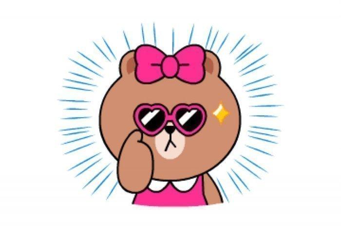 【LINE無料スタンプ】『ナイスアクション!LINEキャラクターズ』が登場、配布期間は8月22日まで