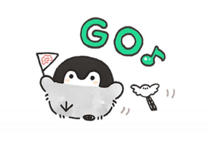 【LINE無料スタンプ】『コウペンちゃん×SHOPPING GO』が登場、配布期間は10月30日まで