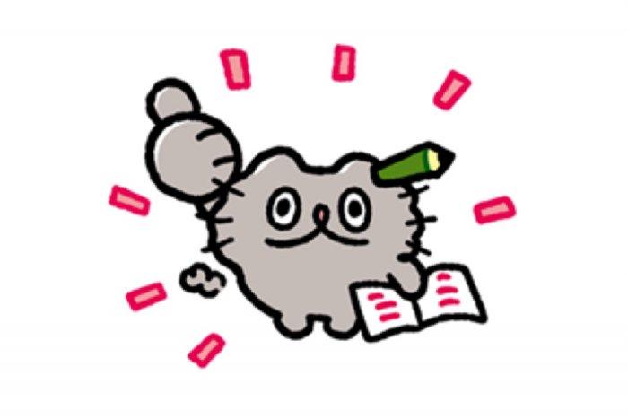 【LINE無料スタンプ】『LINE家計簿 × ねこのぶーちゃん』が登場、配布期間は12月18日まで