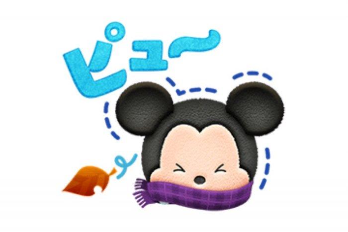 【LINE無料スタンプ】『LINE:ディズニー ツムツム6周年記念』が登場、配布期間は1月31日まで