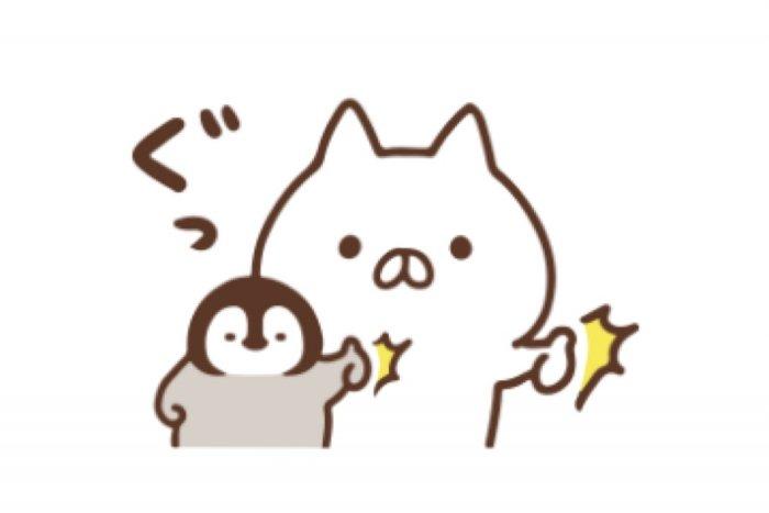 【LINE無料スタンプ】『ねこぺん日和×ユニクロ』が登場、配布期間は1月6日まで