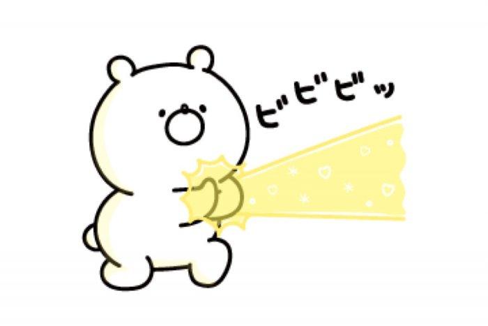 【LINE無料スタンプ】『ガーリーくまさん × ブライトエイジ』が登場、配布期間は12月30日まで