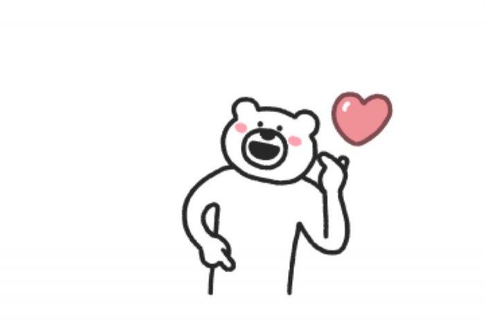 【LINE無料スタンプ】『けたたましく動くクマxLINEスコア』が登場、配布期間は2月12日まで