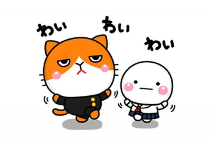 【LINE無料スタンプ】『ふてニャン×しろまる』が登場、配布期間は2月24日まで