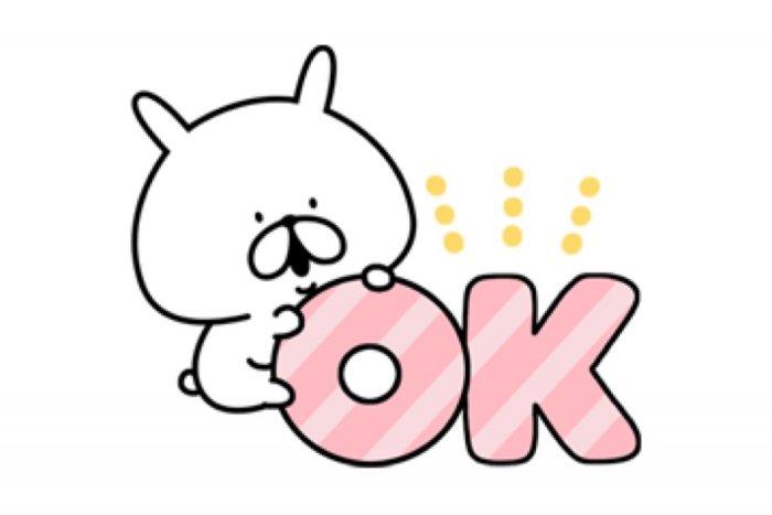 【LINE無料スタンプ】『LINEキャリア×ゆるうさぎ』が登場、配布期間は4月8日まで