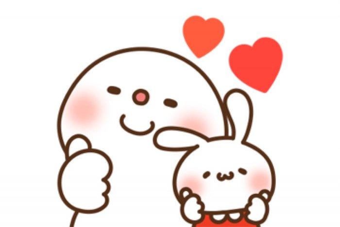 【LINE無料スタンプ】『ミミちゃん×饅頭とだいふくコラボスタンプ』が登場、配布期間は7月15日まで