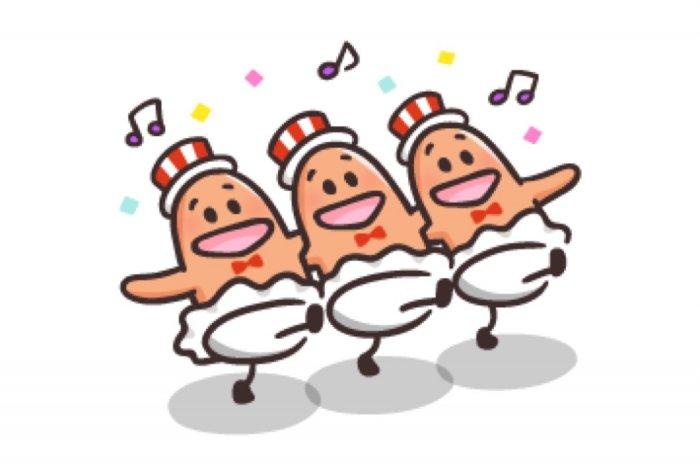 【LINE無料スタンプ】『あらびき星人ソップリンスタンプ第10弾!』が登場、配布期間は8月10日まで