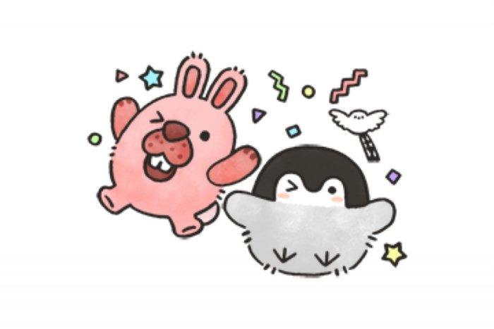 【LINE無料スタンプ】『ポコパンタウン×コウペンちゃん』が登場、配布期間は7月21日まで