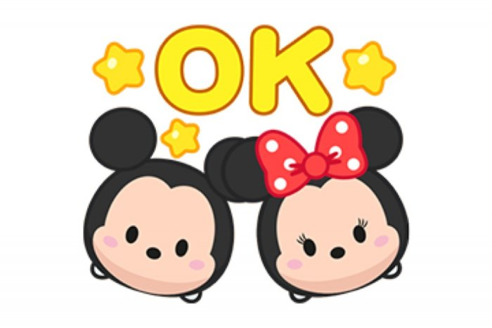 【LINE無料スタンプ】『ディズニー ツムツム(期間限定)』が登場、配布期間は10月3日まで