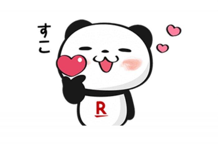 【LINE無料スタンプ】『動く!お買いものパンダ』が登場、配布期間は11月23日まで