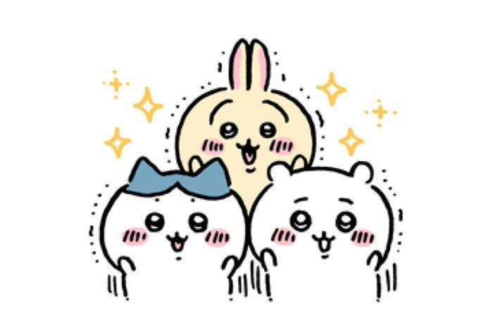 【LINE無料スタンプ】『ちいかわ × LINEバイト』が登場、配布期間は6月9日まで