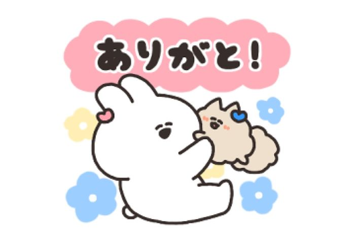 【LINE無料スタンプ】『口の悪いうさちゃん × キレイモ』が登場、配布期間は6月14日まで