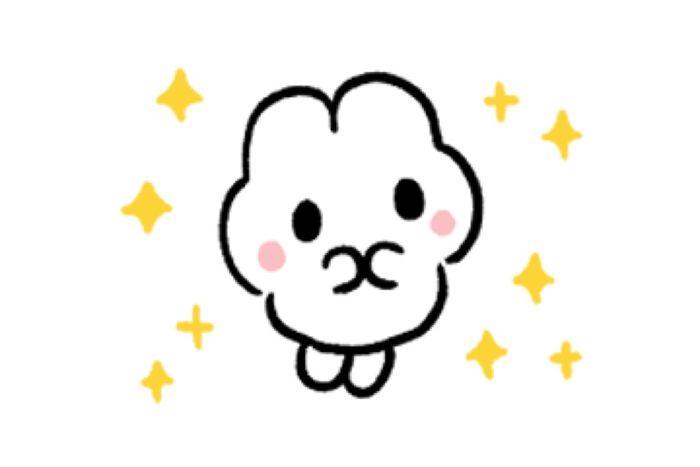 【LINE無料スタンプ】『やさうさちゃんの使いやすいスタンプ』が登場、配布期間は6月10日まで