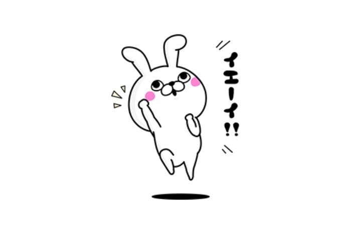 【LINE無料スタンプ】『うさぎ100%×アルペングループ』が登場、配布期間は5月15日まで