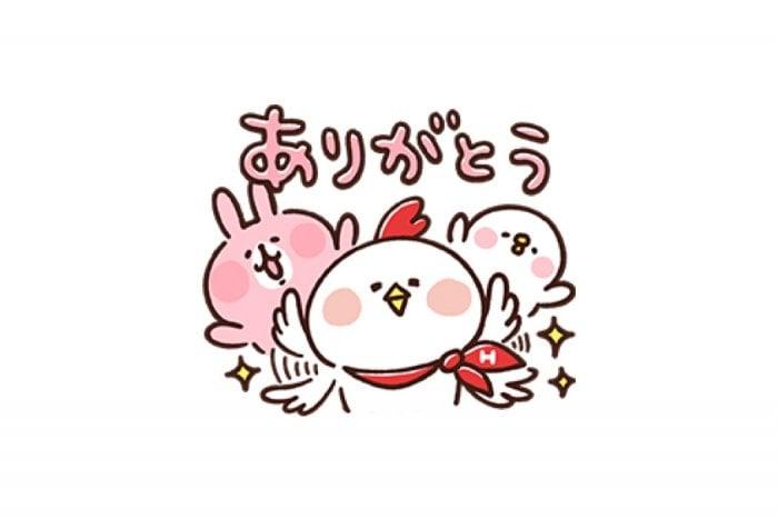 【LINE無料スタンプ】『ピスケ&うさぎ&ホンディー』が登場、配布期間は5月22日まで
