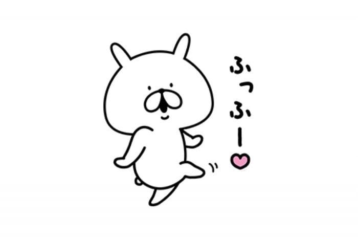 【LINE無料スタンプ】『シャンブル×ゆるうさぎ』が登場、配布期間は9月11日まで
