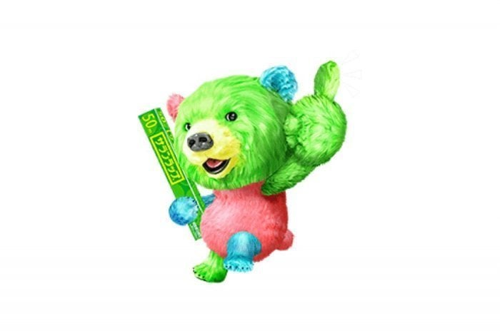 【LINE無料スタンプ】『サランラップ®の、たぶん、クマ。第二弾!』が登場、配布期間は7月31日まで