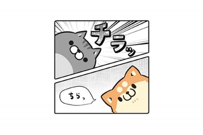 【LINE無料スタンプ】『マンガっぽい?! ボンレス犬&猫』が登場、配布期間は8月22日まで
