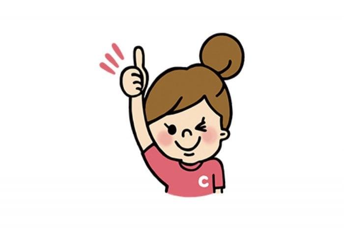 【LINE無料スタンプ】『元気なおだんごヘアの女の子』が登場、配布期間は9月25日まで