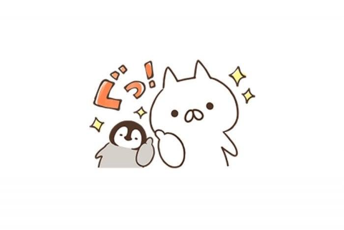 【LINE無料スタンプ】『ねこぺん日和』が登場、配布期間は9月4日まで