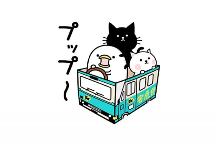【LINE無料スタンプ】『クロネコスタンプ うるせぇトリコラボ!』が登場、配布期間は9月25日まで