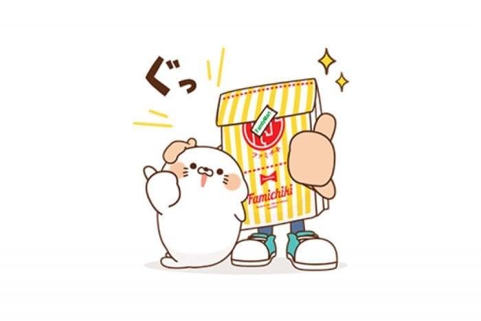【LINE無料スタンプ】『ファミチキ先輩×毒舌あざらし』が登場、配布期間は11月13日まで