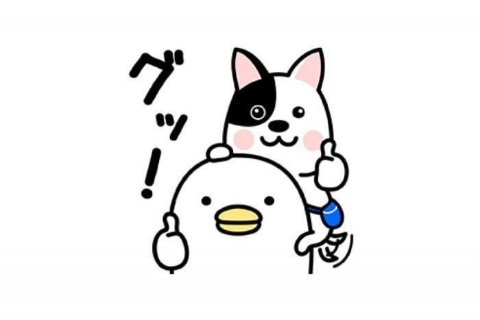 【LINE無料スタンプ】『うるせぇトリとたま丸のコラボスタンプ!』が登場、配布期間は10月16日まで
